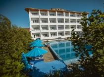 Вилла Санторини отель в Затоке